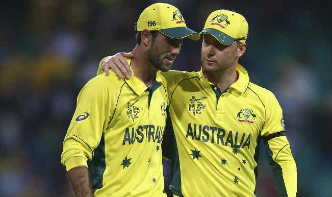 Australia vs Sri Lanka, ICC Cricket World Cup 2015: Kumar Sangakkara & Glenn Maxwell 100's among highlights of AUS vs SL match