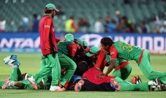Bangladesh vs England Cricket Highlights: Watch BAN vs ENG, ICC Cricket World Cup 2015 Full Video Highlights
