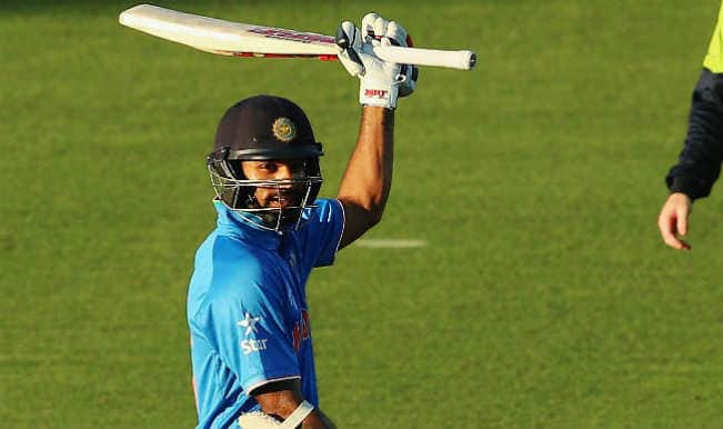 Shikhar Dhawan scores 100! India vs Ireland, ICC Cricket World Cup 2015 – Watch Full Video Highlights of Shikhar Dhawan's hundred