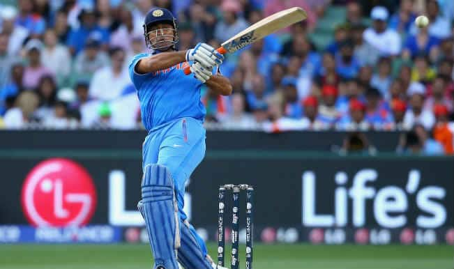 AUS won by 95 runs   Live Cricket Score Updates India vs Australia, ICC Cricket World Cup 2015 2nd SF Match: Steven Smith awarded Man of the Match
