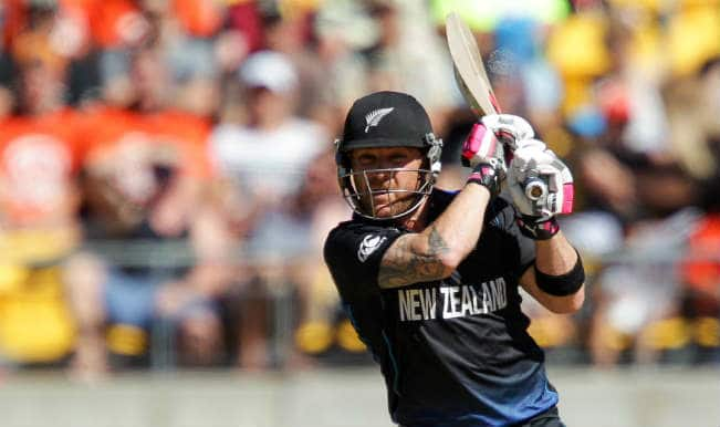 NZ won by 4 wickets | Live Cricket Score New Zealand vs South Africa Ball by Ball Updates, ICC Cricket World Cup 2015 1st SF Match: Grant Elliott awarded Man of the Match