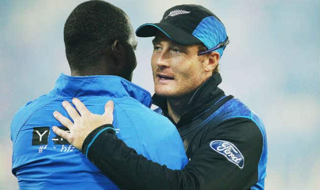 ICC Cricket World Cup 2015: 'Welcome to the 200 league' Chris Gayle to Martin Guptill