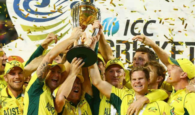 Australia beat New Zealand to win ICC Cricket World Cup 2015