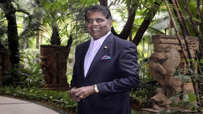 Vijay Amritraj Foundation Set for First Silicon Valley Fundraiser