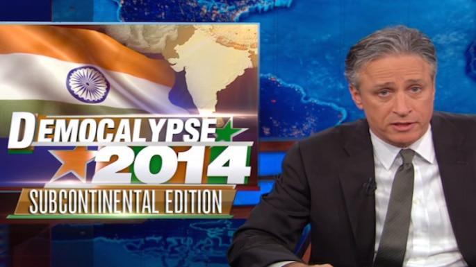 South Asian Diaspora Fanbase Will Miss Jon Stewart of 'The Daily Show'