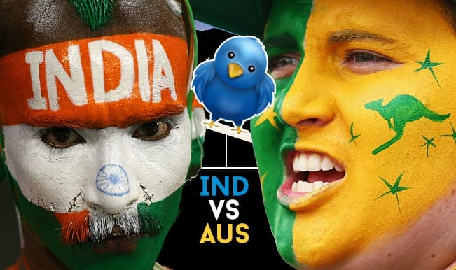 India vs Australia Semi-Final Live Score: Team India fans mock Virat Kohli in IND vs AUS Cricket World Cup 2015 SF match on Twitter!