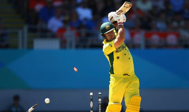 Aaron Finch OUT! Australia 14/1 vs Afghanistan: Watch Video Highlights of Fall of Wicket on Star Sports