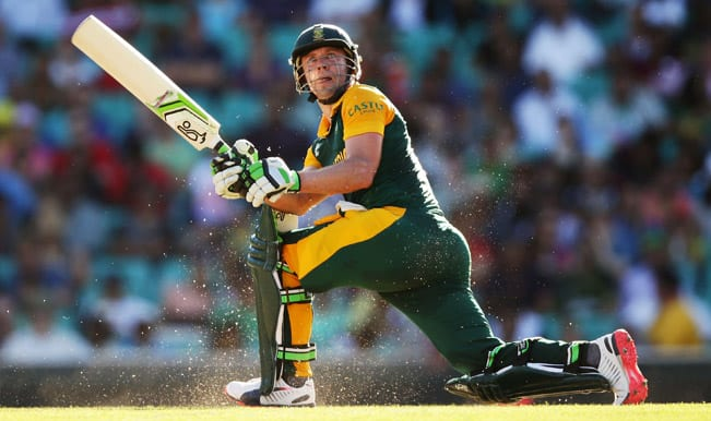 SA beat IRE by 201 runs | Live Cricket Score South Africa vs Ireland Ball by Ball Updates, ICC Cricket World Cup 2015 Match 24: SA vs IRE in 45 overs