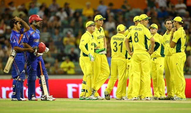 Mohammed Nabi: Afghanistan players will take valuable experience from Australia mauling