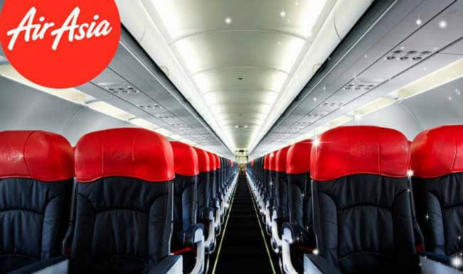 AirAsia offers 3 million seats starting with price range of Rs 1,390