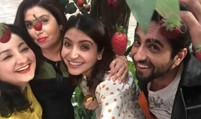 Farah Ki Daawat: Anushka Sharma treats Farah Khan with tasty food on her cookery show!