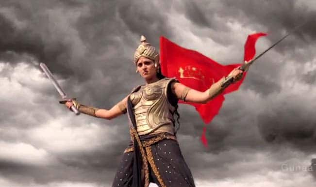 Rudramadevi 3D trailer released: Anushka Shetty, Allu Arjun and Rana Daggubati starrer film has a mesmerizing trailer