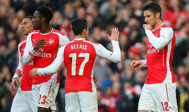 Manchester United vs Arsenal Live Streaming and Score: Watch Live Telecast Online of FA Cup 2014-15 Quarterfinal