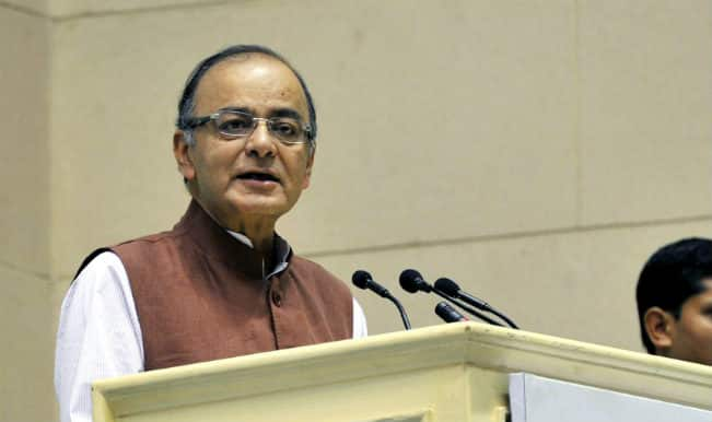 Arun Jaitley: India needs economic growth of 9-10 per cent over next decade to bring down poverty rates