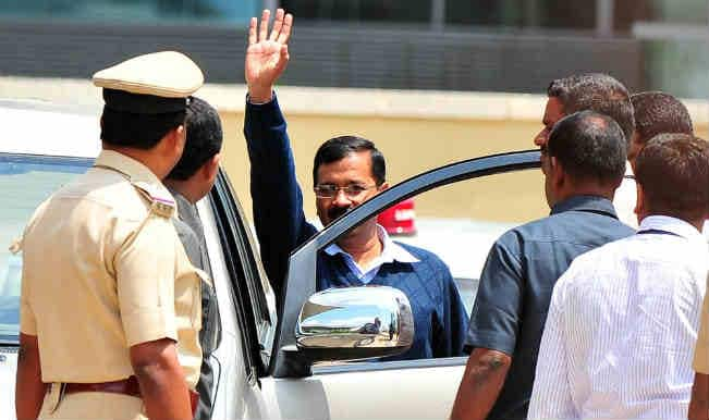 "Arvind Kejriwal says, ""AAP has to give good government in Delhi, change the system"""