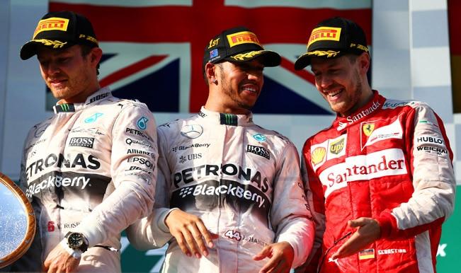 Australian Grand Prix 2015: Mercedes race to the top with Lewis Hamilton winning season opener