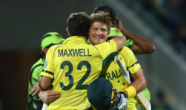 Australia vs Pakistan Cricket Highlights: Watch AUS vs PAK, ICC Cricket World Cup 2015 Full Video Highlights
