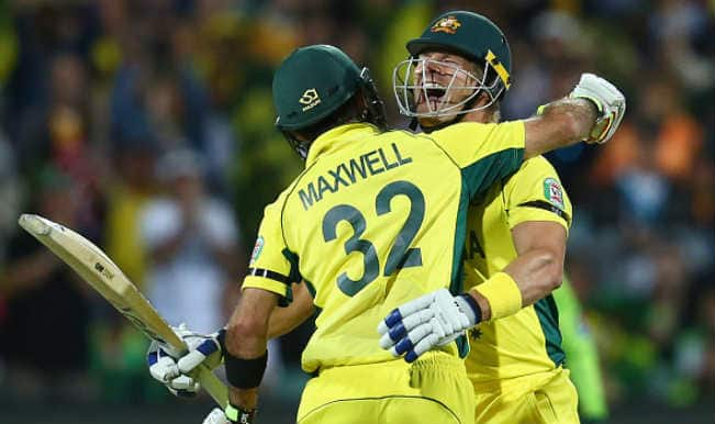 2015 Cricket World Cup Quarter Final 3: AUS vs PAK Highlights & Semi-Final line ups for WC 2015