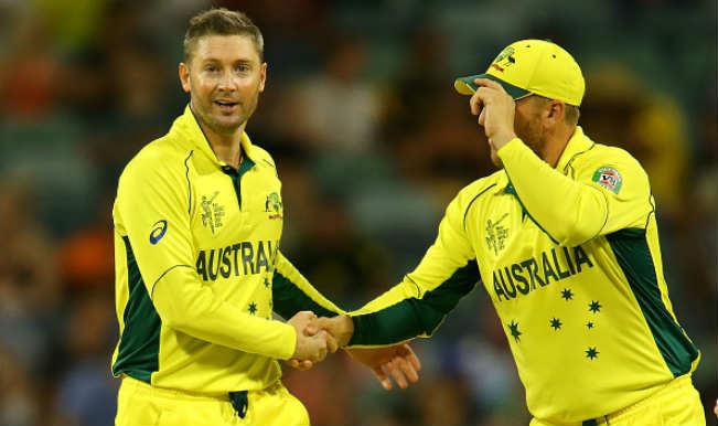 Australia vs Sri Lanka, ICC Cricket World Cup 2015, Match 32 Toss Report & Playing XI: AUS won the toss and opt to bat