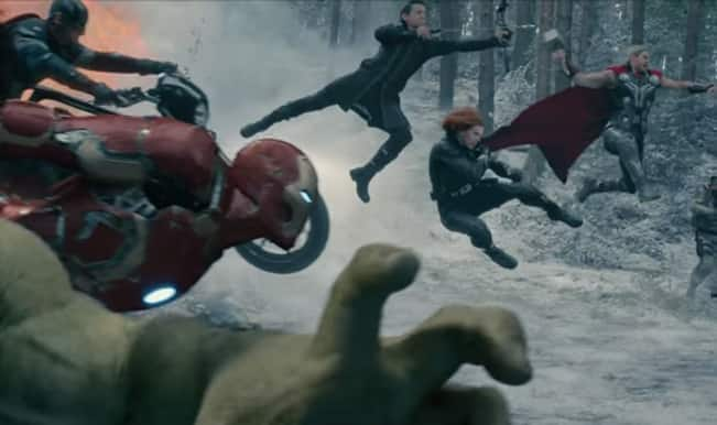 Marvel's Avengers: Age Of Ultron - The best trailer saved for last