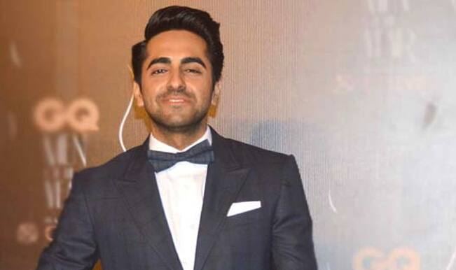Ayushmann Khurrana donates blood: Sperm donor turns blood donor!