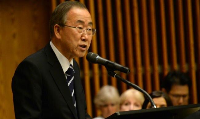Delhi gang rape convict's remarks 'unspeakable': Ban Ki-moon's spokesperson