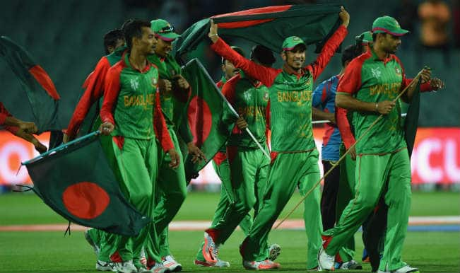 Bangladesh vs New Zealand Free Live Cricket Streaming on Gazi TV: ICC Cricket World Cup 2015 Match Telecast of BAN vs NZ