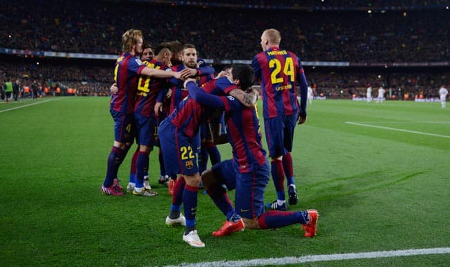 Barcelona 2-1 Real Madrid, La Liga 2014-15: Watch Full Video Highlights of El Clasico