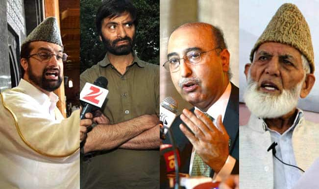 Kashmiri separatist leaders: Trying to help India, Pakistan