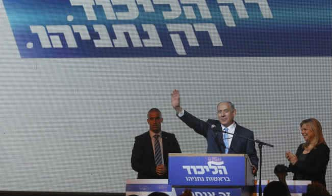 Benjamin Netanyahu storms to victory in surprise comeback in Israel
