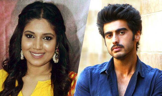 Bhumi Pednekar to star opposite Arjun Kapoor?
