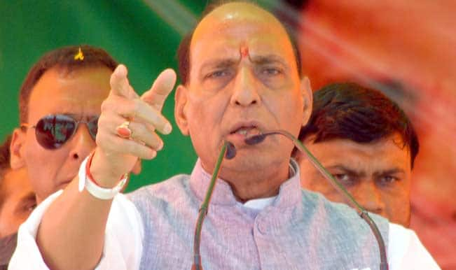 Rajnath Singh takes strong exception to interview of December 16 convict