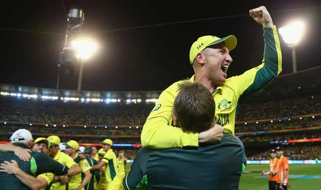 Brad Haddin claims New Zealand deserved to be sledged; gets slammed on Social Media