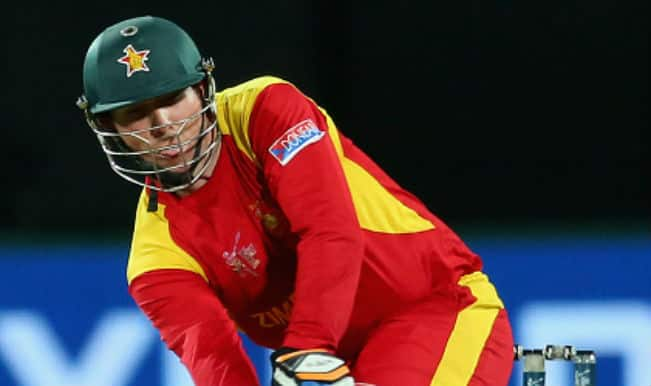 Brendan Taylor scores 100! Ireland vs Zimbabwe 2015 Cricket World Cup – Watch video highlights of Brendan Taylor's hundred