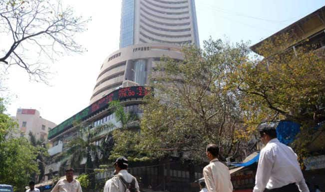 Sensex up 87 points; capital goods stocks gain