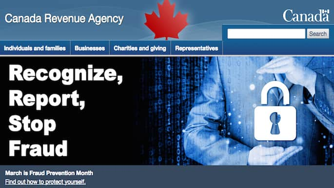 The CRA Warns Citizens to Beware of Scam Calls