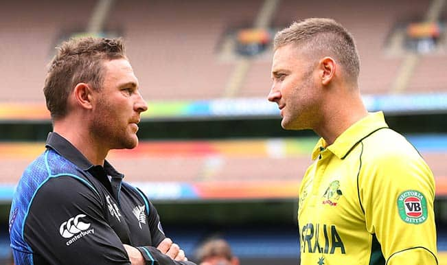Australia vs New Zealand, ICC Cricket World Cup 2015 Final: Watch Free Live Streaming and Telecast on Star Sports