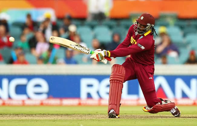 Chris Gayle scores 47th ODI half-century! New Zealand vs West Indies – Watch Video Highlights of 50