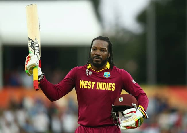 New Zealand vs West Indies, ICC Cricket World Cup 2015: Chris Gayle among Top 5 players to watch out for in NZ vs WI