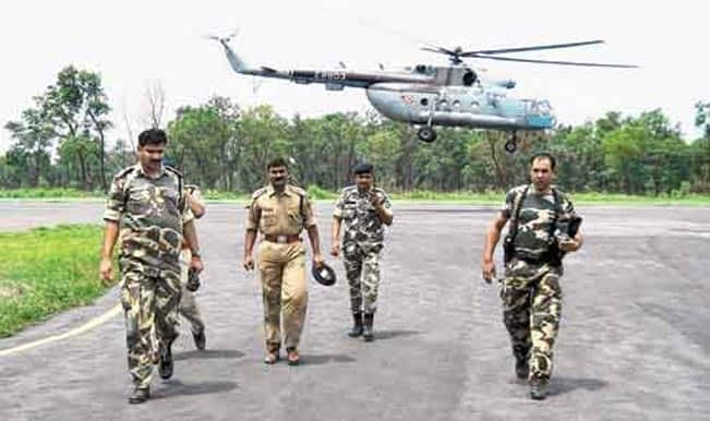 Anti-Naxal operations: CRPF hires two private choppers for military sorties
