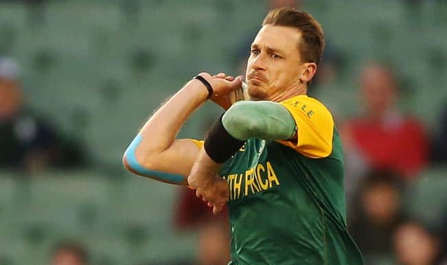 ICC Cricket World Cup 2015: Dale Steyn worried by mountain fires ahead of landmark 100th ODI