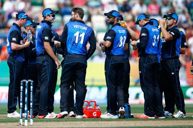 विश्व कप 2015 : न्यूजीलैंड की लगातार पांचवीं जीत