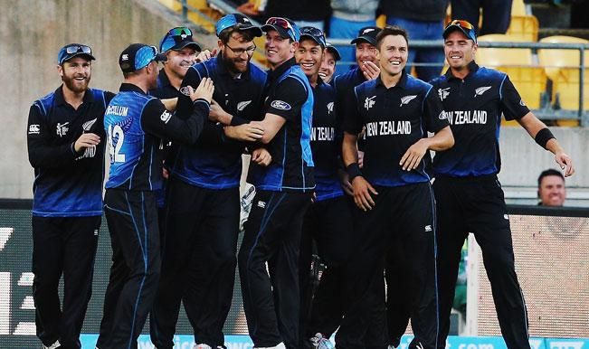 आईसीसी विश्वकप २०१५: वेस्टइंडीज को हराकर न्यूजीलैंड सेमीफाइनल में पहुंचा