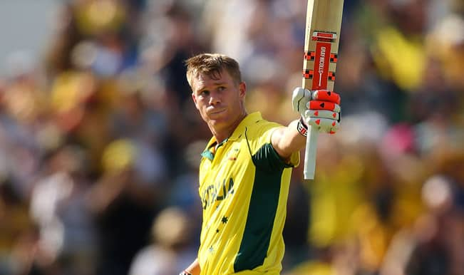 Australia vs Afghanistan, ICC Cricket World Cup 2015: David Warner's century among Top 5 highlights of AUS vs AFG