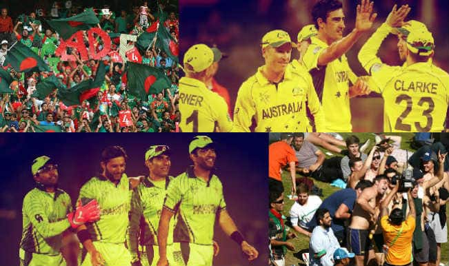 2015 Cricket World Cup Day 18: Highlights, Points Table and Schedule for upcoming matches of WC 2015