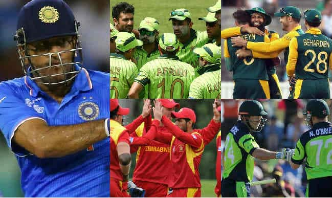 2015 Cricket World Cup Day 20: Highlights, Points Table and Schedule for upcoming matches of WC 2015