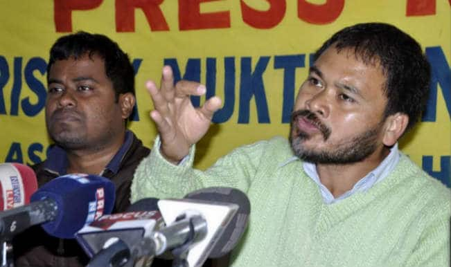 Akhil Gogoi's KMSS to float new political party to fight polls