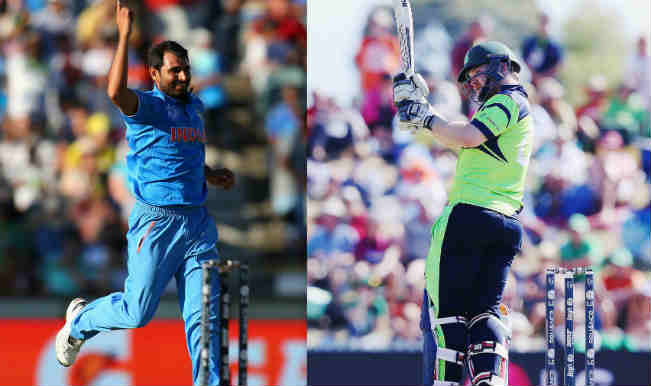 India vs Ireland, ICC Cricket World Cup 2015: 3 key battles to watch out for in IND vs IRE