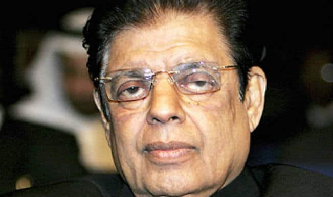 IUML President E Ahamed expresses grief at passing away of G Karthikeyan