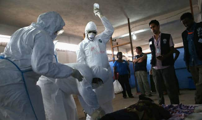 WHO and WFP join forces for zero Ebola in West Africa